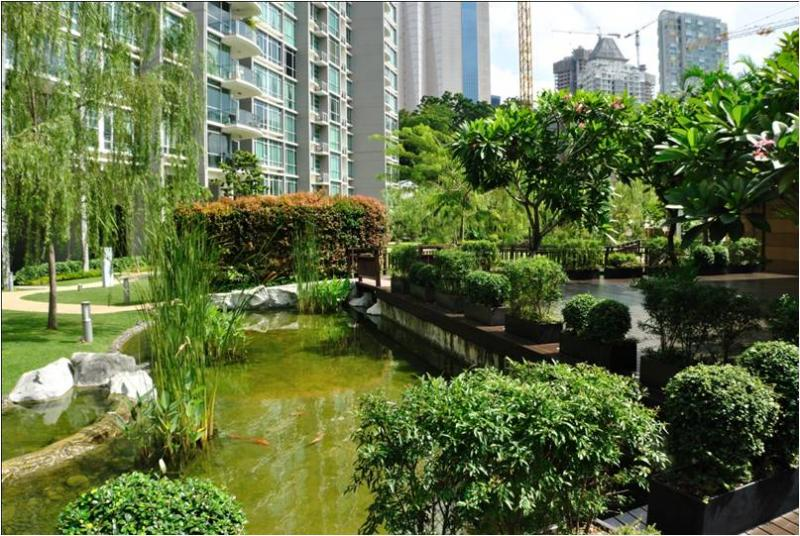 Garden And Landscape Pte : Oh heng huat pte ltd quot a garden requires patient labour